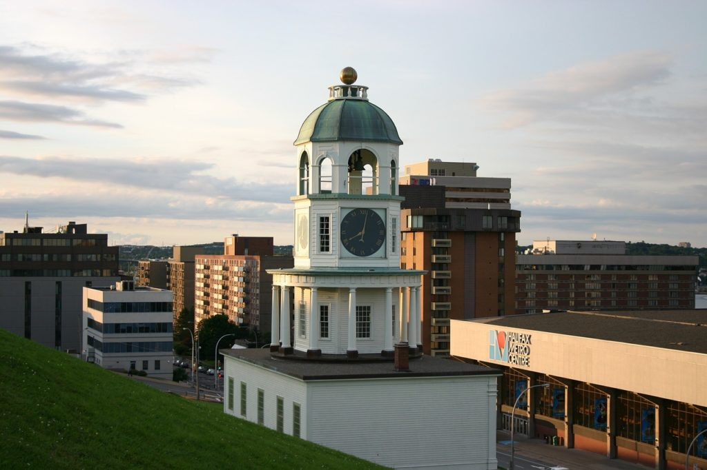 Old Town Clock, Halifax, Nova Scotia
